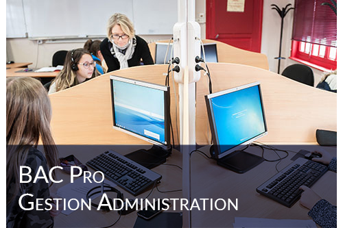 BAC Pro Gestion & Administration