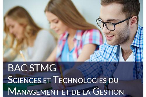 BAC STMG Sciences et Technologies du Management et de la Gestion